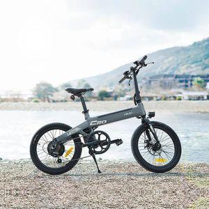 VÉLO ASSISTANCE ÉLEC HIMO C20 Vélo Électrique Ville E-vélo Pliable Vite