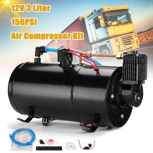 Compresseur air électrique pompe air 100w pneus-remplisseur ventilateur NEUF