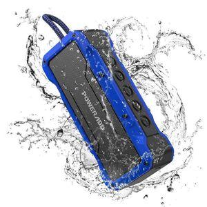 ENCEINTE NOMADE POWERADD Enceinte Bluetooth Portable Grande Capaci