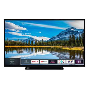 Téléviseur LED TOSHIBA 43L2863DG TV LED FULL HD 1080p - 109 cm (4