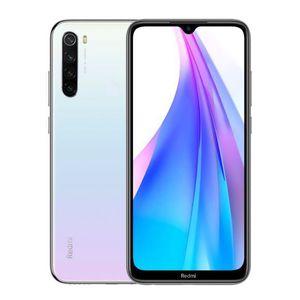 SMARTPHONE XIAOMI Redmi Note 8T - 4 Go / 64 Go ROM - Blanc