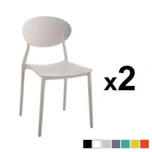 empilable Chaises empilable taupe taupe taupe Chaises empilable Chaises R5jL4A