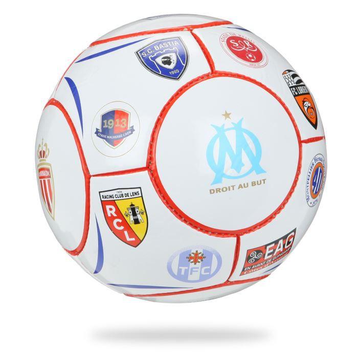 BALLON DE FOOTBALL Ballon Foot LFP Clubs de Ligue 1