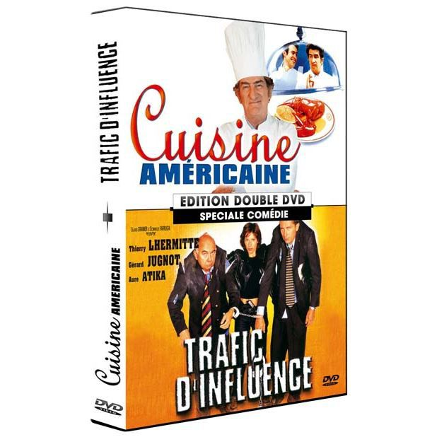 Dvd cuisine americaine trafic d 39 influence en dvd film for American cuisine movie