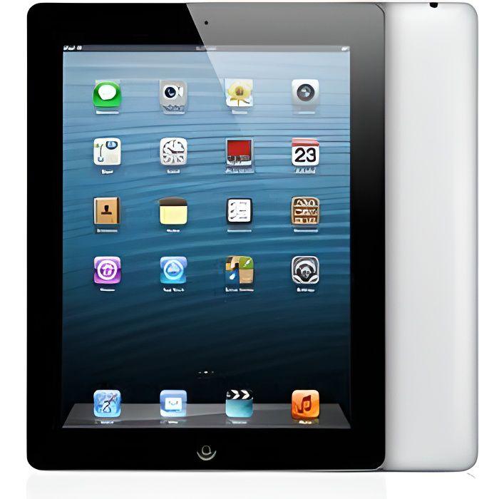 iPad4 Retina 16Go Noir