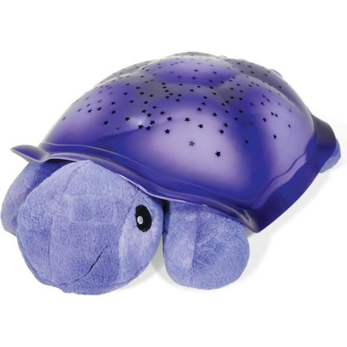 CLOUD B Veilleuse Twilight Turtle®- Violet