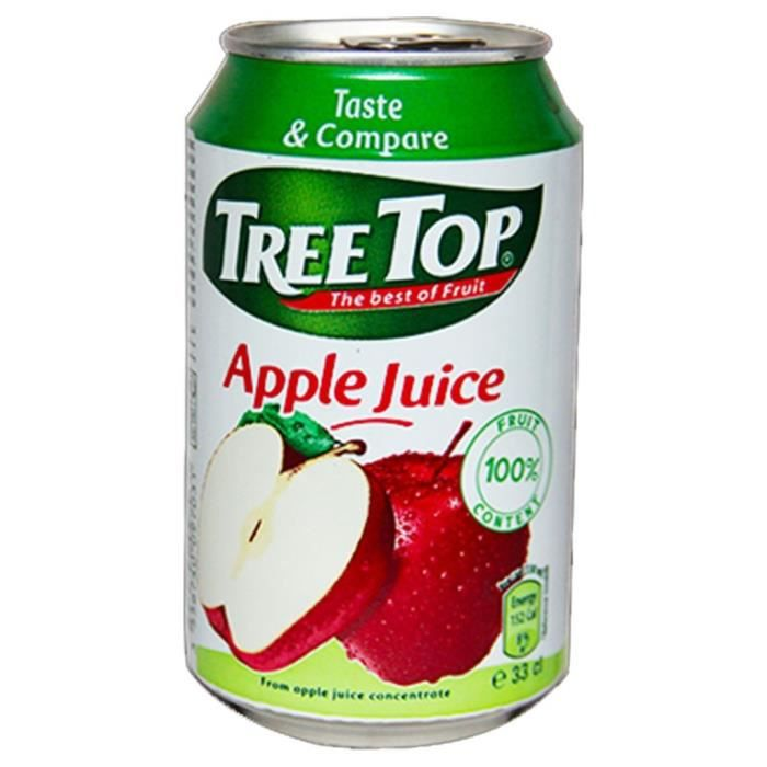 Tree Top Pomme 33cl (pack de 24)