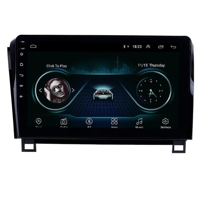 Android 9.1 écran tactile 10.1 -lecteur multimédia GPS pour 2006-2015 TOYOTA Sequoia 2Din autoradio unité principale TPMS Bluetooth