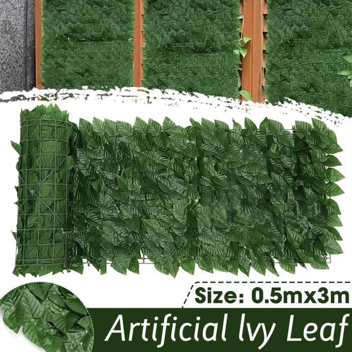 3M Feuille Lierre Artificielle Plantes Guirlande Type-A