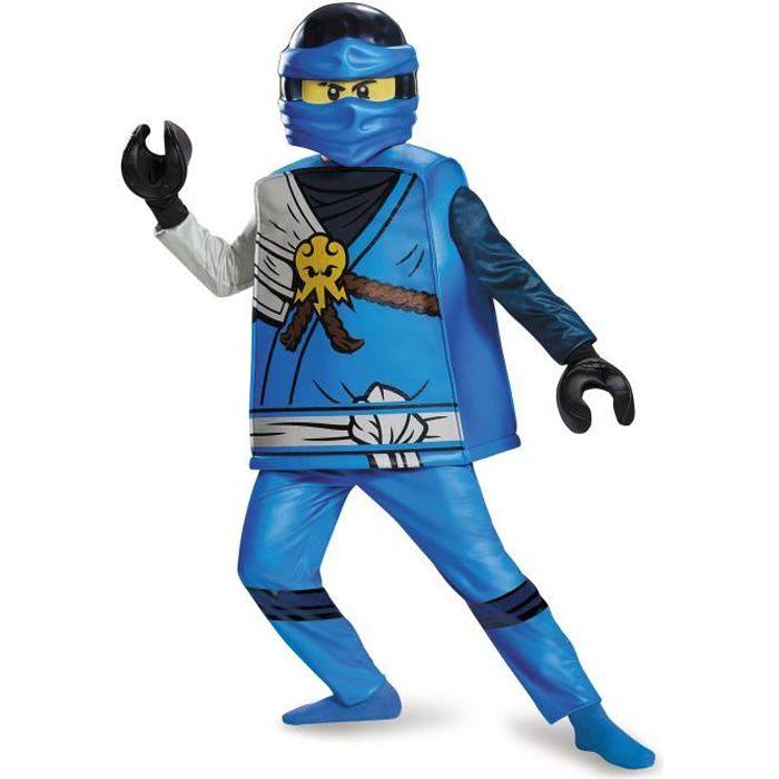Déguisement deluxe Jay Ninjago LEGO enfant
