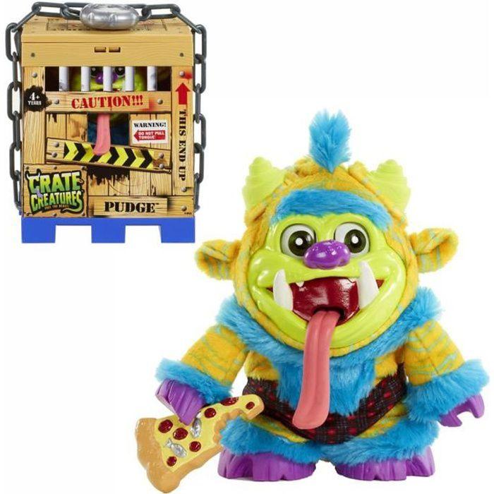 Sélection Monstre en Peluche - Crate Creatures Surprise - MGA Entertainment [Pudge]