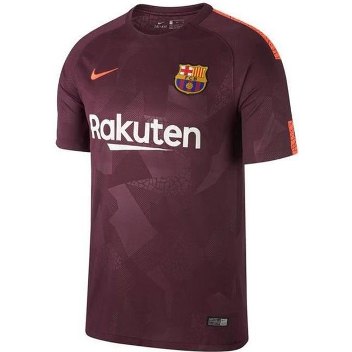 Maillot Homme Nike Third Saison 2017-2018 FC Barcelone