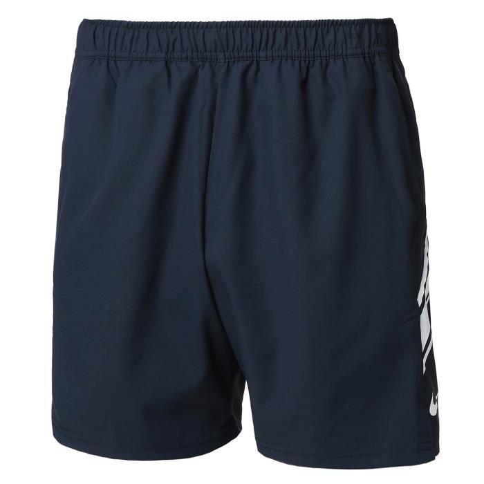 NIKE Short de Tennis Dry 7IN - Homme - Bleu Marine