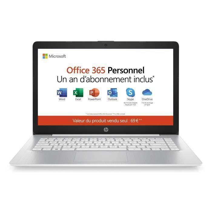 Hp Pc Portable Stream 14 ds0001nf 14