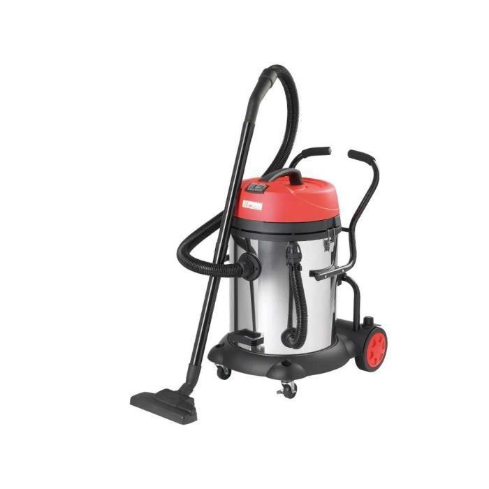 Aspirateur à eaux et poussières - 60 litres