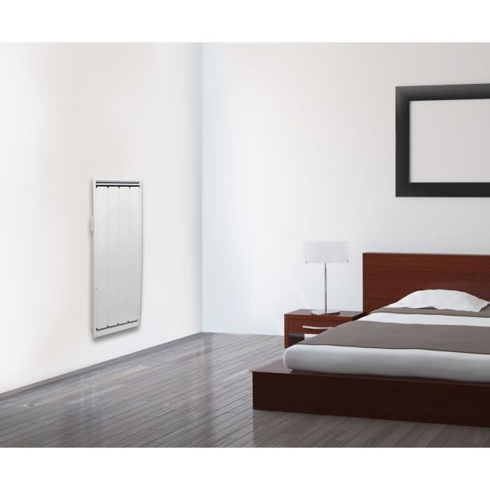 radiateur chaleur douce d tection vertical airedou 3d 1000w achat vente radiateur. Black Bedroom Furniture Sets. Home Design Ideas