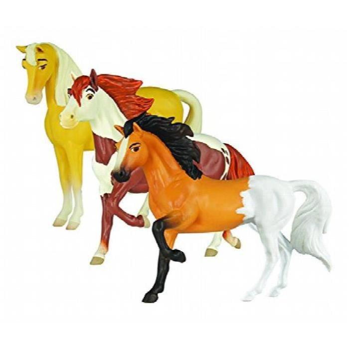 Spirit Riding Gratuit Esprit Deluxe Et Amis Cheval Peinture Kit Artisanat Zkzem Achat Vente Jeu De Coloriage Dessin Pochoir Cdiscount