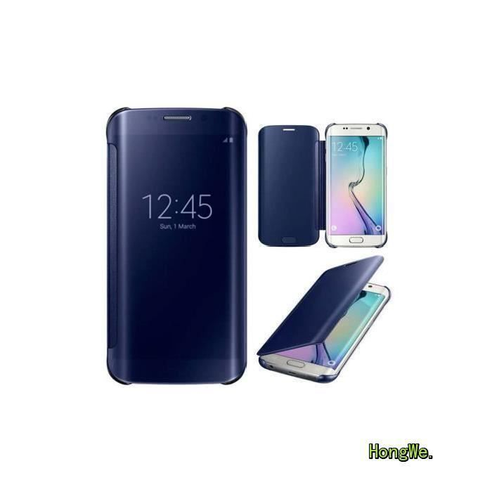 coque a rabat samsung galaxy s6 edge plus