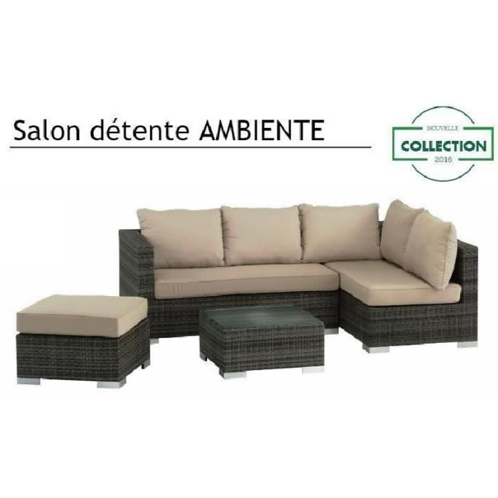 salon detente jardin achat vente salon detente jardin pas cher cdiscount. Black Bedroom Furniture Sets. Home Design Ideas