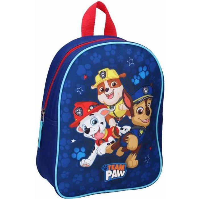 Personnalisé Enfants Sac à dos tout nom Paw Patrol Enfant Fille Sac d/'école 1