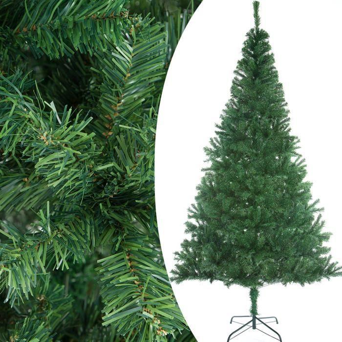 De Luxe Arbre de Noël Décoration De Noël Babiole Décorations 50 mm 8 x Blanc Bijou
