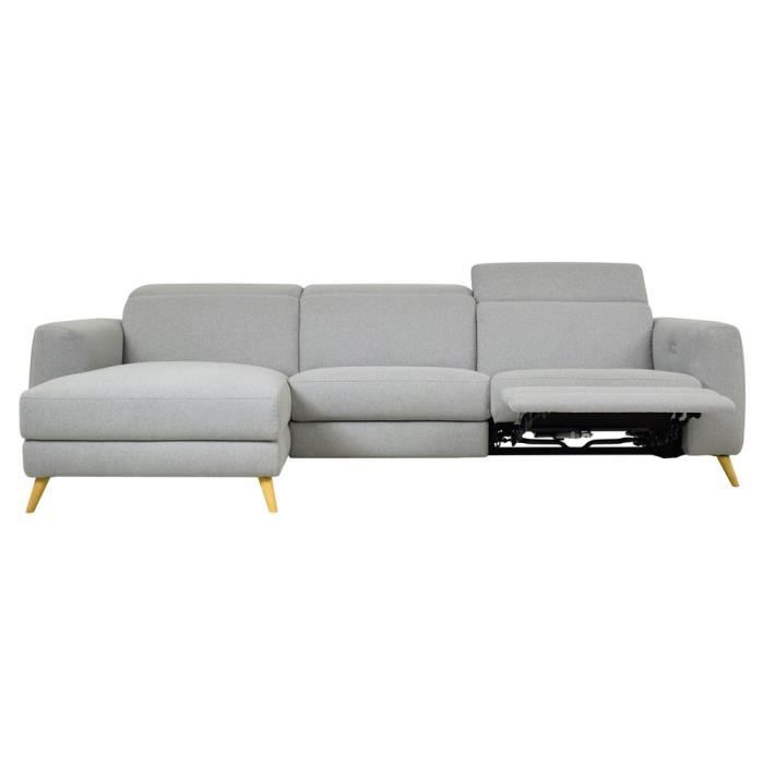 canap sofa divan canap dangle scandinave relax lectrique - Canape Angle Relax