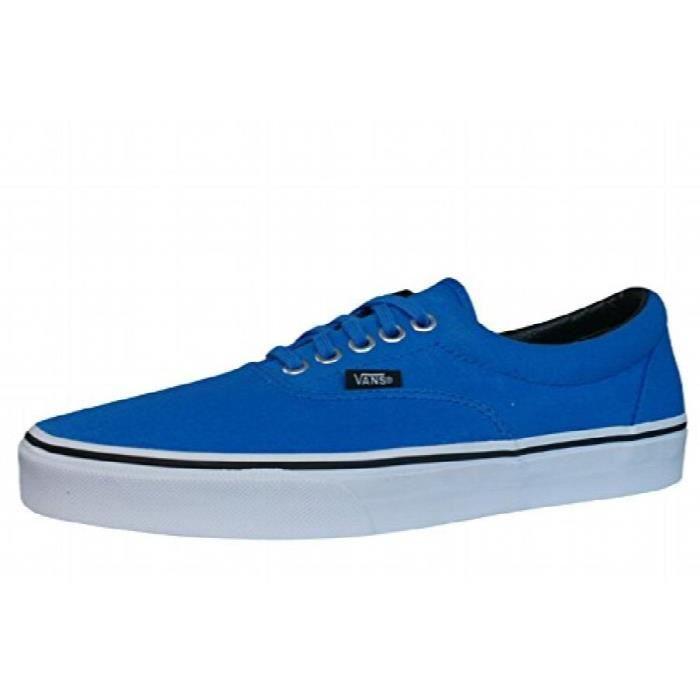 vans montantes bleues