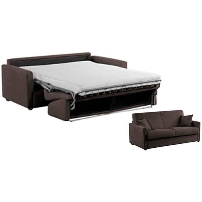banquette convertible microfibre lit 120 cm bultex achat vente canap sofa divan cdiscount. Black Bedroom Furniture Sets. Home Design Ideas