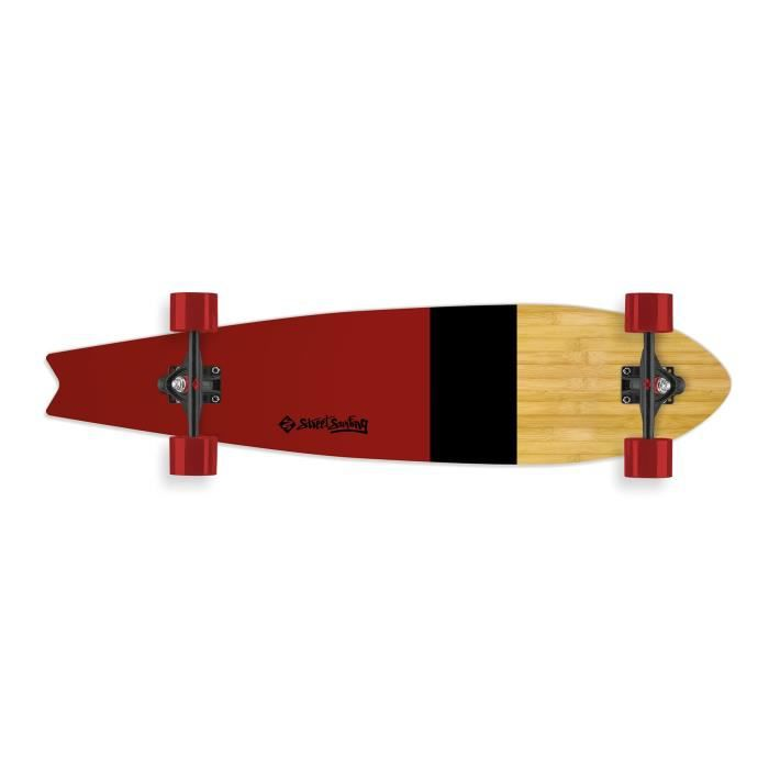 "STREET SURFING Longboard Fishtail 42"" Line Up"