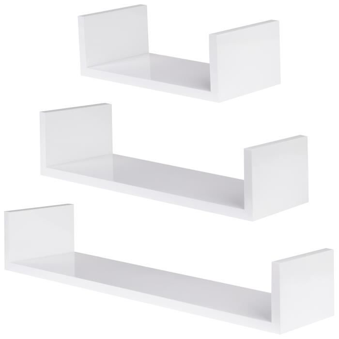 Tag re murale design tag re murale pyramide lot de 3 tag res murales tec - Etagere design murale pas cher ...