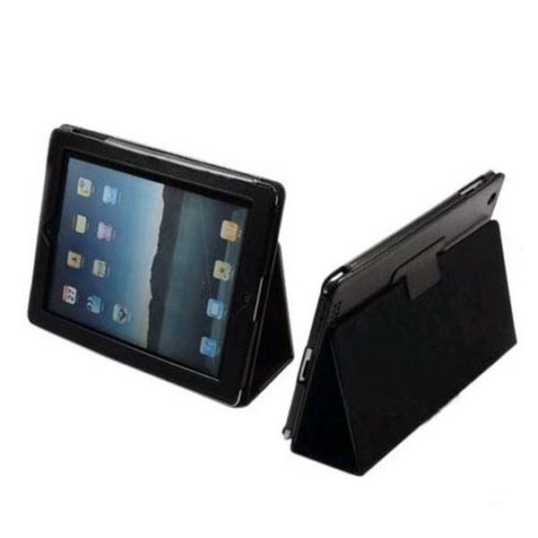 housse new ipad 4 retina tui cuir avec support prix pas cher cdiscount. Black Bedroom Furniture Sets. Home Design Ideas