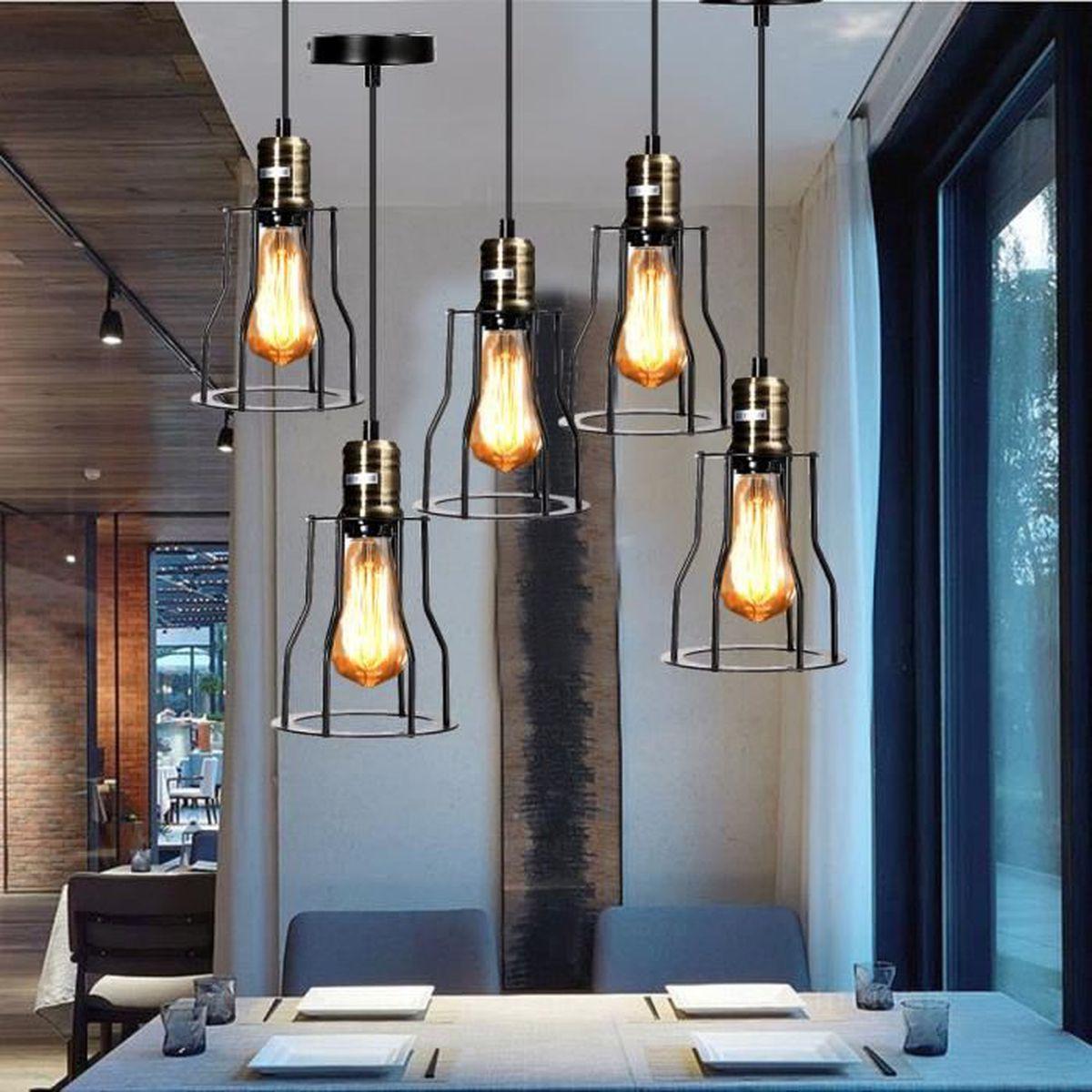 Luminaire Pour Couloir D Entrée u plafonnier lampe suspension pour hall d'entrée restaurant chambre
