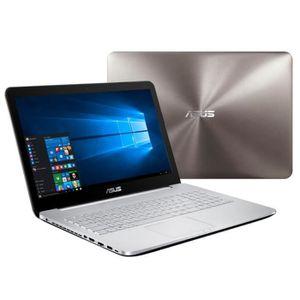 ORDINATEUR PORTABLE ASUS PC Portable N552VW-FI223T 15,6