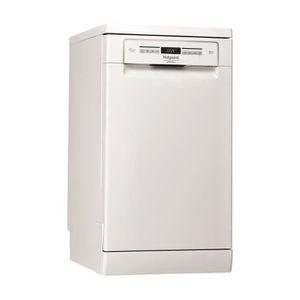 LAVE-VAISSELLE HOTPOINT HSFO3T223W - Lave vaisselle posable - 10