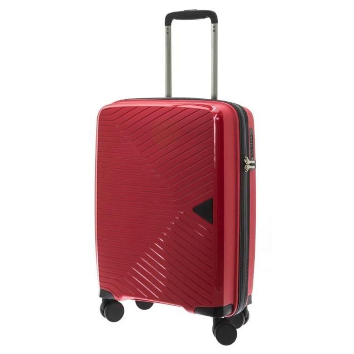 VALISE - BAGAGE Valise DAVIDT'S NAUTILUS TSA Polypropylène RED 55