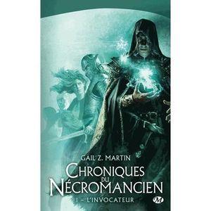 LIVRE FANTASY Chroniques du Nécromancien Tome 1