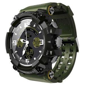 MONTRE CONNECTÉE Montre connectée homme • Smartwatch • Sport 5ATM •