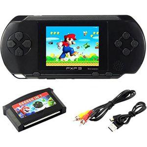 CONSOLE ÉDUCATIVE Console de jeu pour ordinateur portable LCD 2,7