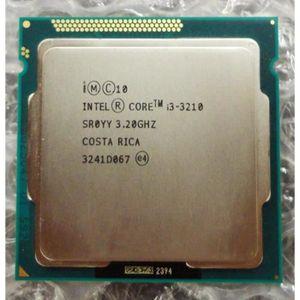 PROCESSEUR Intel Core i3 3210 3 M Cache 3.2 GHz L3 = 3 M LGA