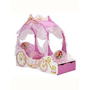 LIT COMPLET Disney Princess chariot Lit d'enfant en bas âge av