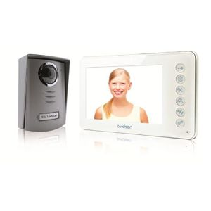 INTERPHONE - VISIOPHONE AVIDSEN Visiophone Ylva 2 fils avec écran 7