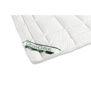 SUR-MATELAS Badenia Bettcomfort 03882190000 Clean Cotton Surma