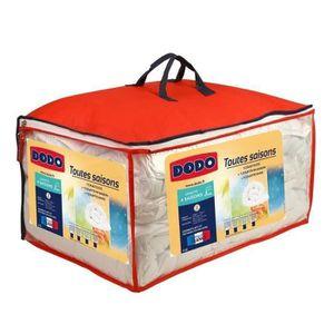 COUETTE DODO Couette 4 SAISONS 200+300g/m² 240x260cm