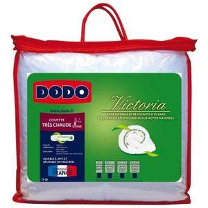 COUETTE DODO Couette très chaude 420 gr/m² anti-acariens V