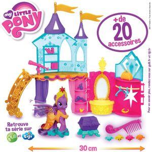 FIGURINE - PERSONNAGE My Little Pony - Suite Princiere Twilight Sparkle