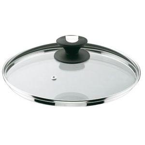 COUVERCLE VENDU SEUL Couvercle en verre Durit - D: 24 cm