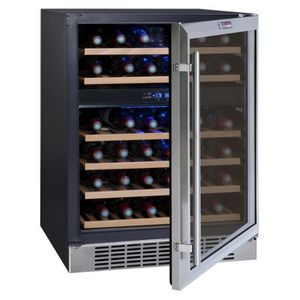CAVE À VIN LA SOMMELIERE CVDE46-2 - Cave à vin de service 2 Z