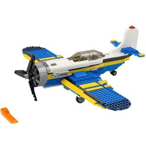ASSEMBLAGE CONSTRUCTION LEGO CREATOR® 3-in-1 Aviation Adventure Building S