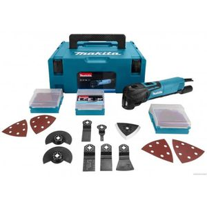 OUTIL MULTIFONCTIONS MAKITA Outil multifonctions 320W + 58 accessoires