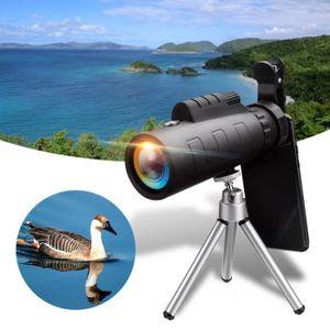 TÉLESCOPE OPTIQUE NEUFU 50X HD Zoom Télescope Vision Nocturne Monocu